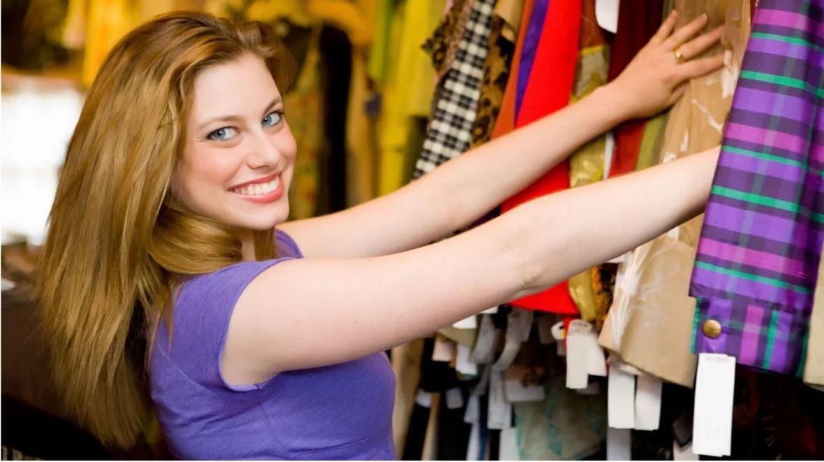 Динамично развивающийся магазин брендовой стоковой одежды и секонд-хенда